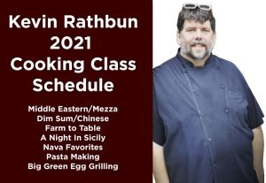 Kevin Rathbun 2021 Cooking Classes