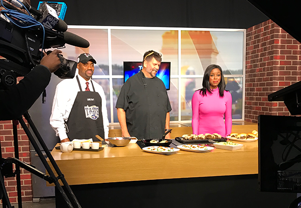 Chef Kevin Rathbun TV appearance