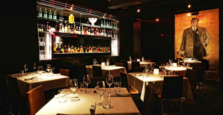 The Bureau Private Dining at KR Steakbar